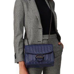 COACH blue Melody bag